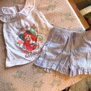 Disney's The Little Mermaid Outfit